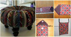 7 Adet Eski Kravatları Değerlendirme Fikirleri