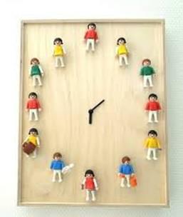 Legolardan Saat Yapımı