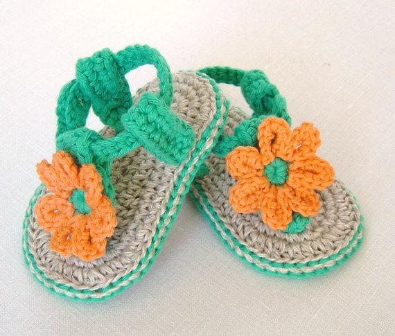 Yenidoğan bebek sandalet patik