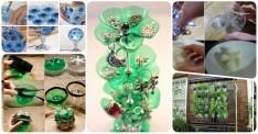 10 Adet Plastik Şişeleri Değerlendirme Projeleri