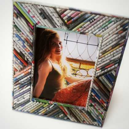 how to make picture frames pinterest