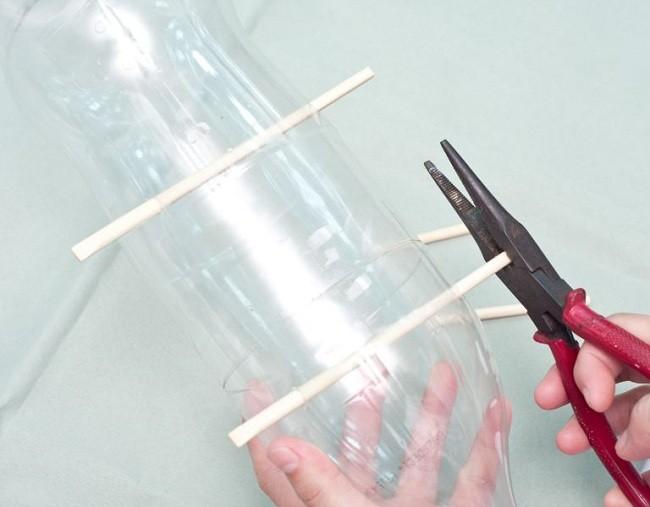Pet Şişeden Zekice Bir Fare Kapanı Tasarımı 10