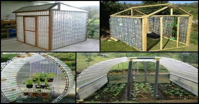 Pet Şişelerden Ev Yapımı 7