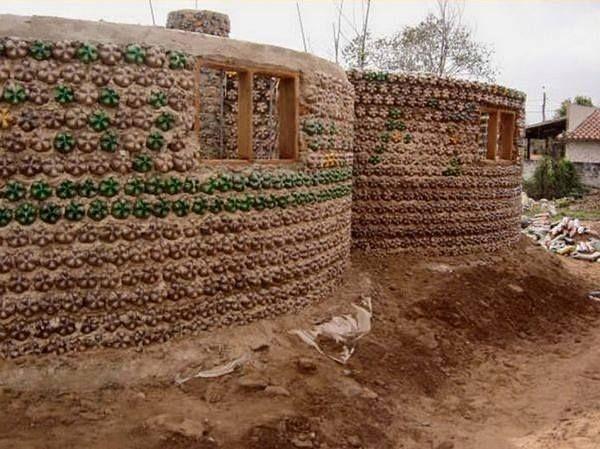 Pet Şişelerden Ev Yapımı 8