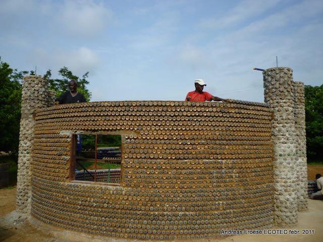 Pet Şişelerden Ev Yapımı 9
