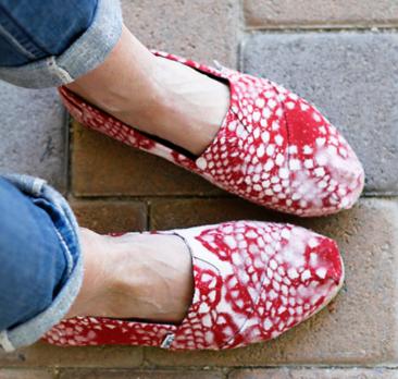 Boya ile Ayakkabı Yenileme
