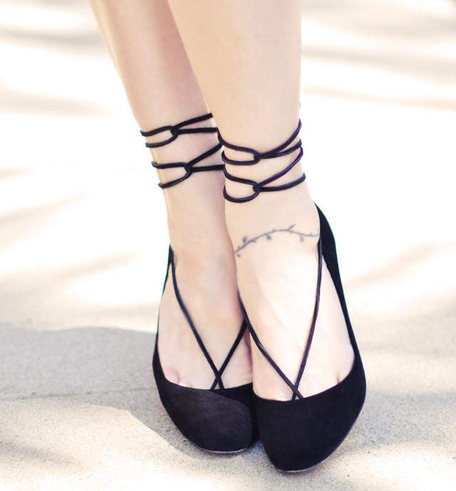 İpler ile Ayakkabı Yenileme