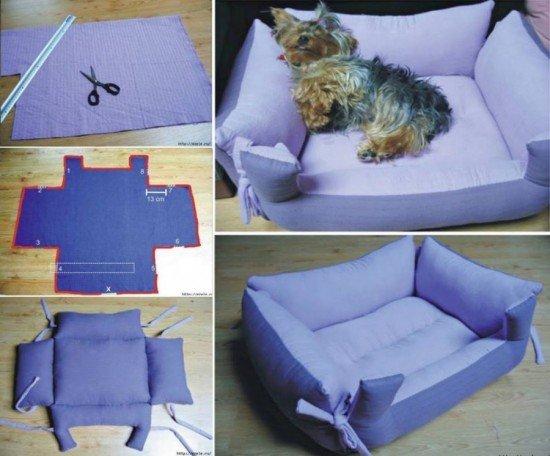 Kedi Köpek Yatağı Modelleri 2