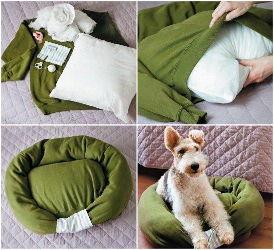 Kedi Köpek Yatağı Modelleri 3