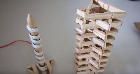Mandallardan Lamba Yapımı 10