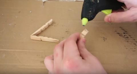 Mandallardan Lamba Yapımı 4