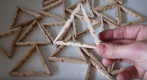 Mandallardan Lamba Yapımı 5