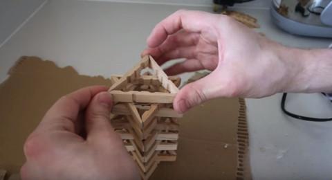Mandallardan Lamba Yapımı 6