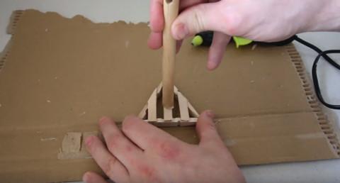 Mandallardan Lamba Yapımı 8