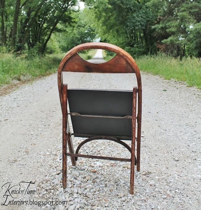 Sandalyeden İlan Tahtası Yapımı 5