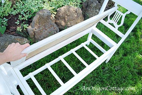 Sandalyeden Kanepe Yapımı 5