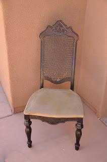Sandalyeden Resim Çerçevesi Yapımı 1