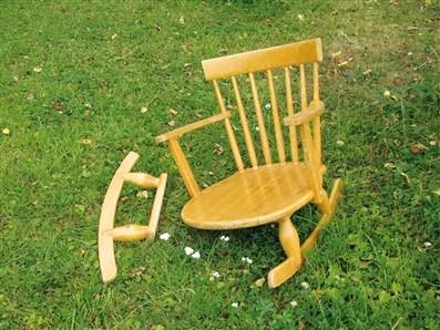 Sandalyeden Salıncak Yapımı 1