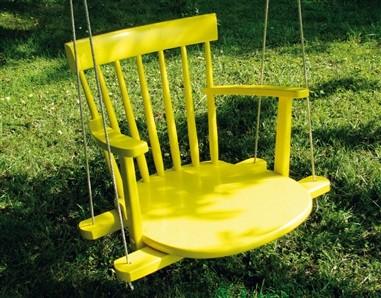 Sandalyeden Salıncak Yapımı 2