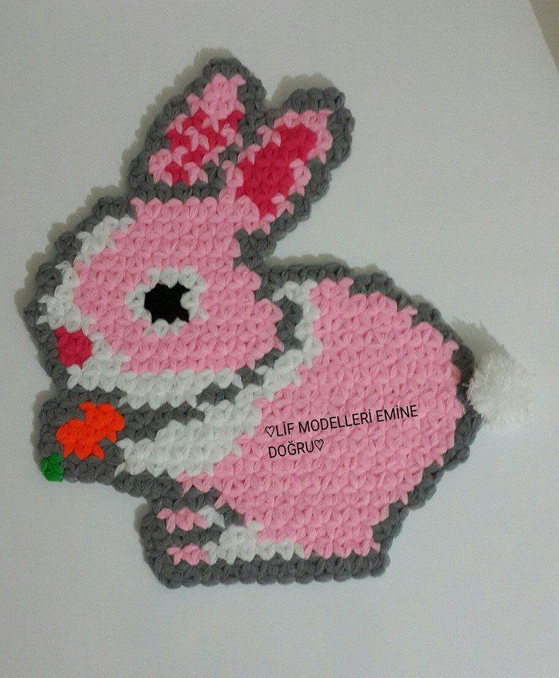 Tavşan Lif Yapılışı 20