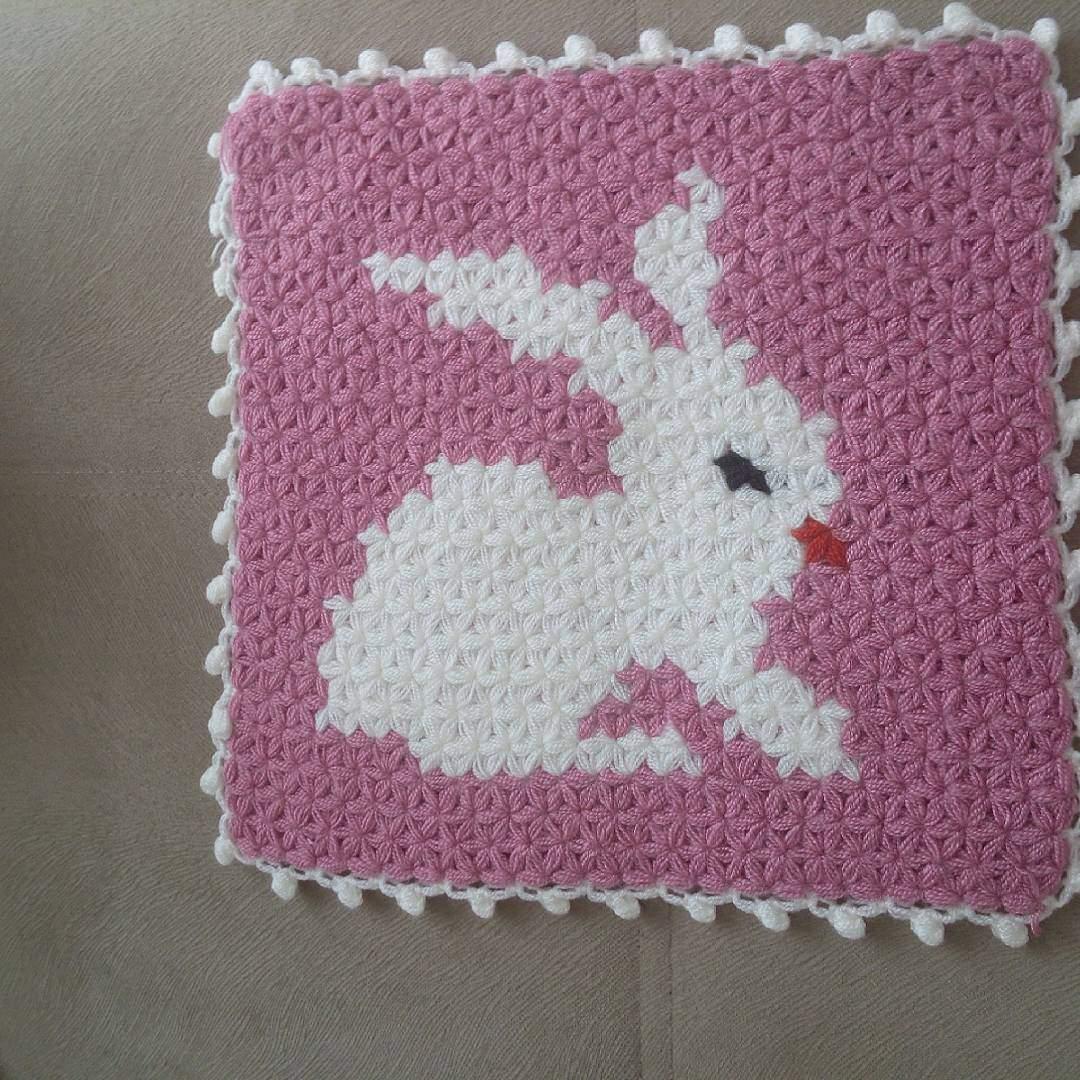 Tavşan desenli lif