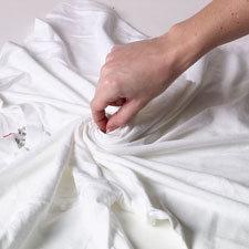 Yuvarlak Tie Dye Tişört Modeli 1