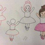Genç Kız Resmi Çizimi