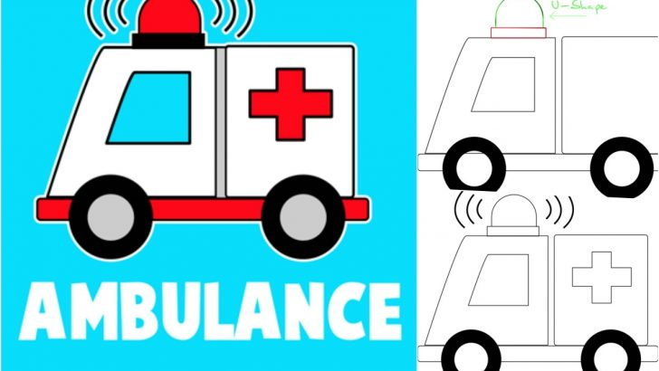 Ambulans Resmi Nasıl Çizilir?