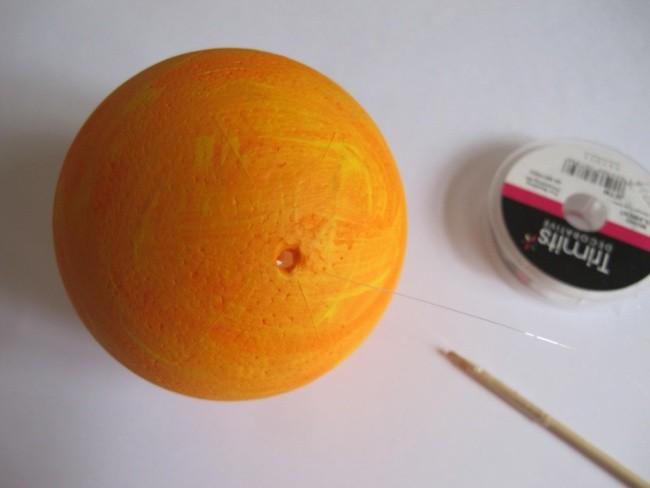 Güneş Sistemi Maketi Proje Ödevi 4