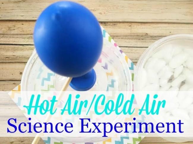 endiliğinden Şişen Balon Deneyi 1