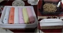 Meyve Sepetinden Havlu Sepeti Yapımı