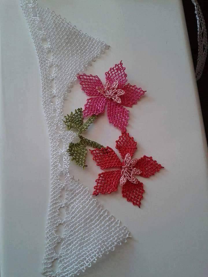 Yeni havlu kenarı danteli 2017