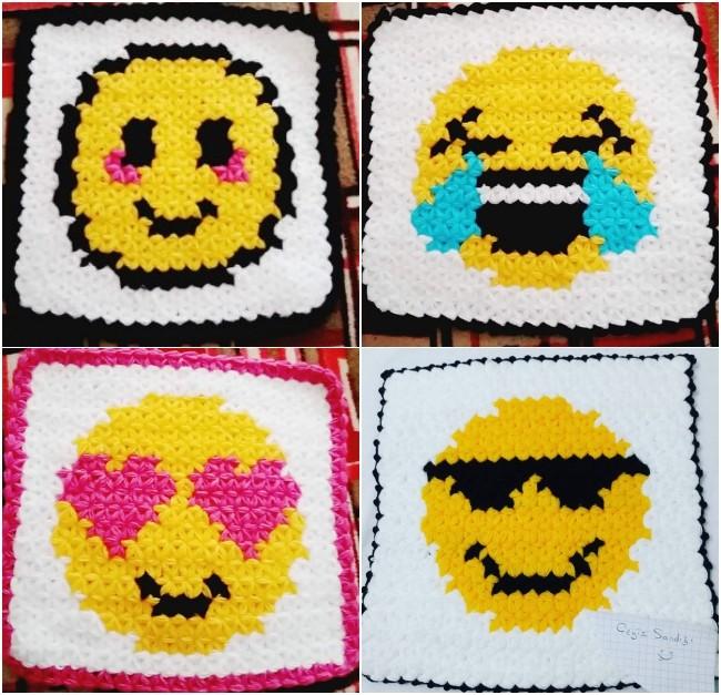 Emoji Lif Örnekleri