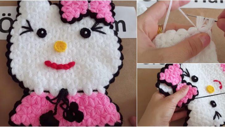 Hello Kitty Kese Lif Yapımı