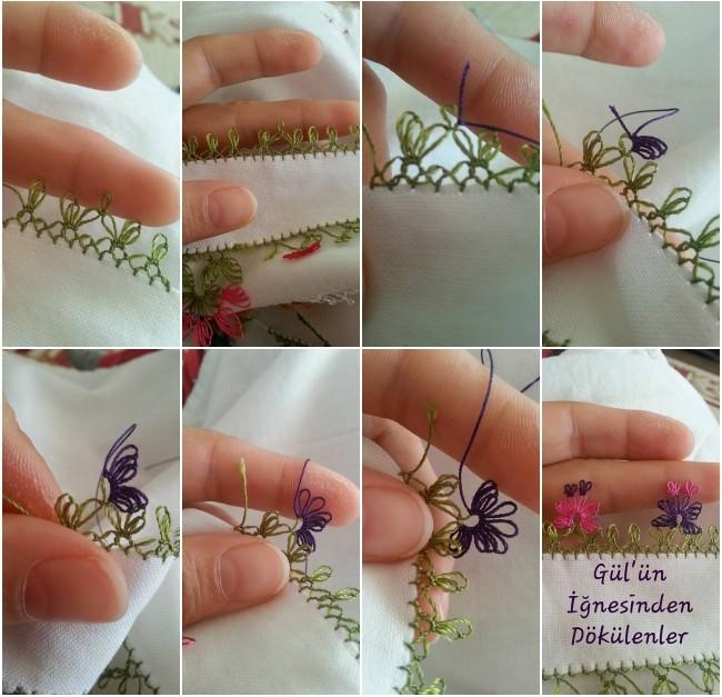 Kelebek Oyası Yapılışı Resimli Anlatımlı 2
