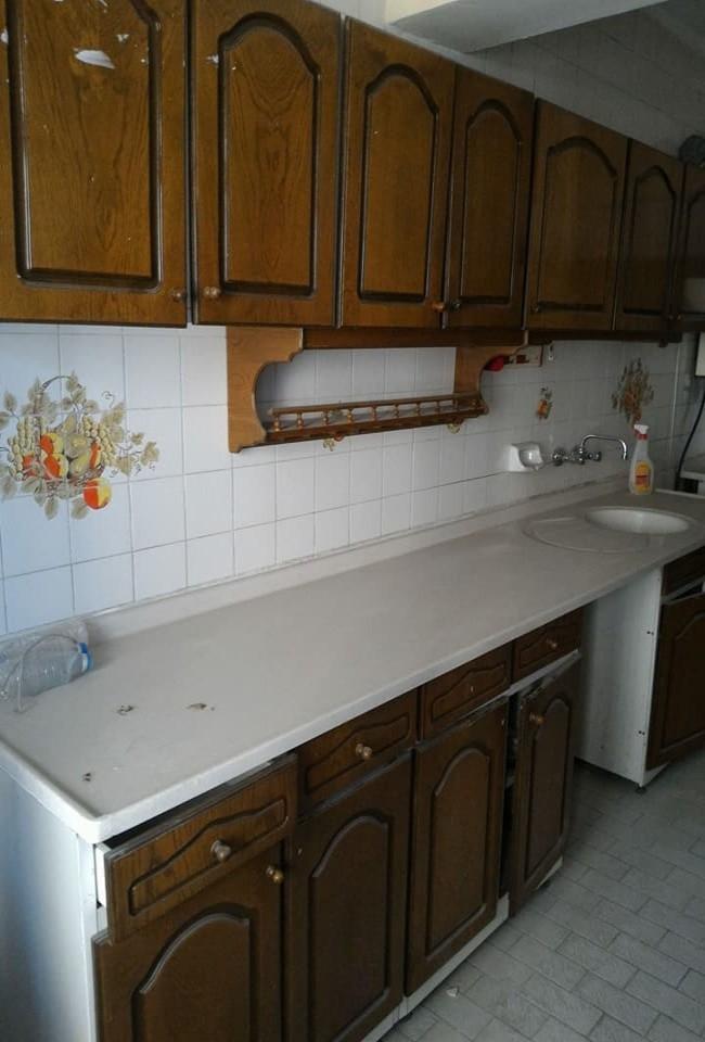 Mutfak Dolabını Yenileme 1
