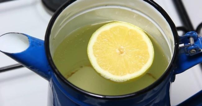 Çaydanlık Limon