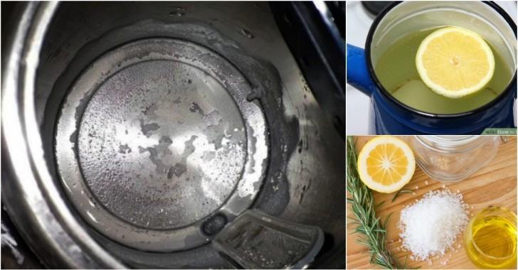 Limon ile Çaydanlıktaki Kireç Nasıl Temizlenir?