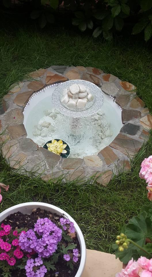 Süs Havuzu Yapımı 2