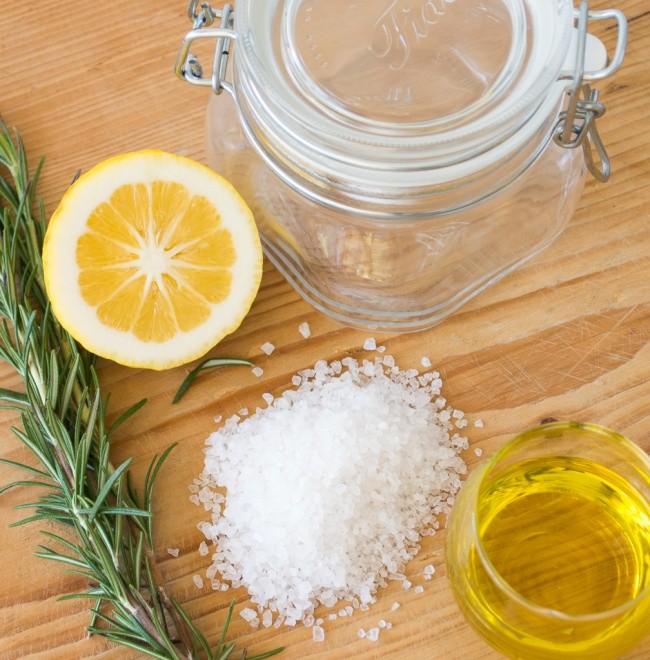 Limon Tuzu İle Çaydanlık Kireci Temizleme