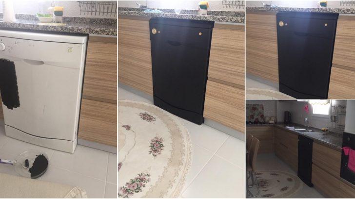 Rich Multi Surface Ile Bulaşık Makinası Yenileme Hobiler
