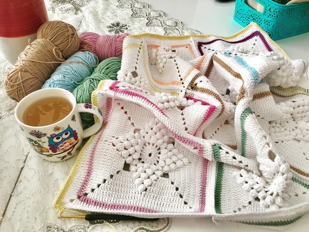Alize bebek battaniyesi