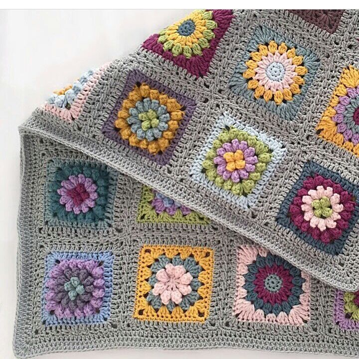 El yapımı en güzel bebek battaniyesi