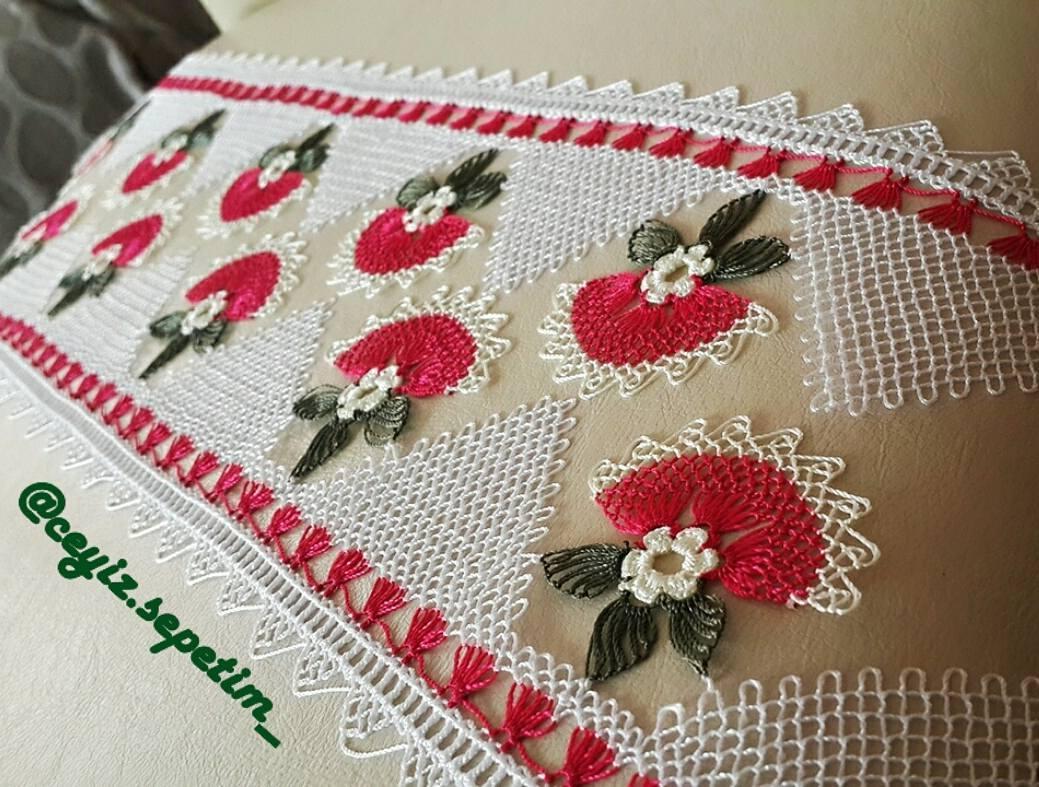 Satılık havlu danteli